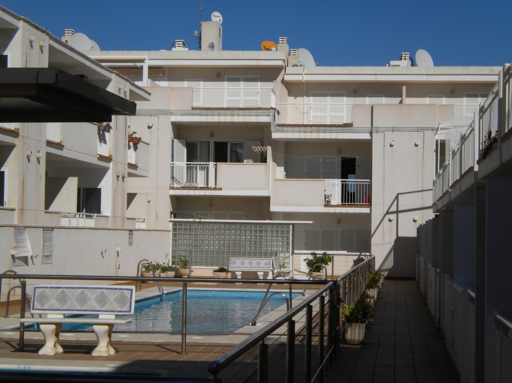 Beautiful 3 Bedroom 3 Bathroom Furnished Duplex Apartment in Mojacar Playa, €199,000