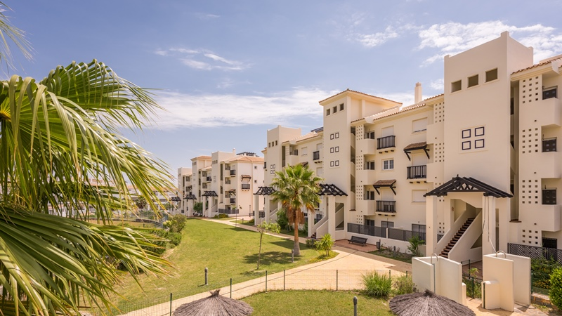 New Luxury 2 Bedroom Apartments in La Duquesa, Costa del Sol, From €142,000