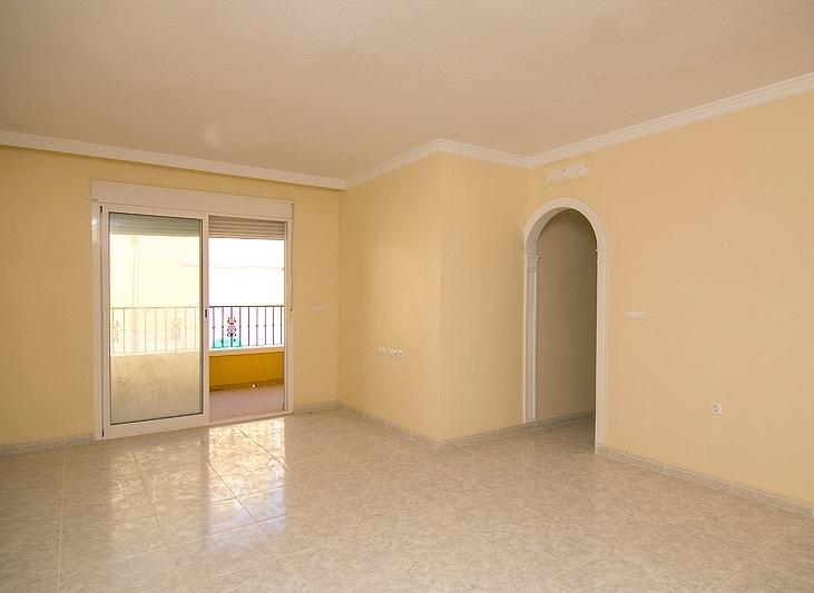 Bank Repossession. New 2 Bedroom 1 Bathroom Apartments in Algorfa, Alicante, From €66,000
