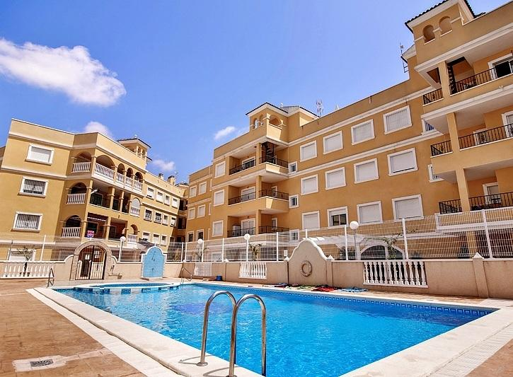 Bank Repossession. New 2 Bedroom Apartments in Almoradi, Alicante, From €56,500