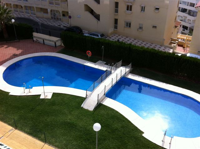 Bank Repossession. 1 Bedroom Apartment with sea views in Benalmadena €96,800