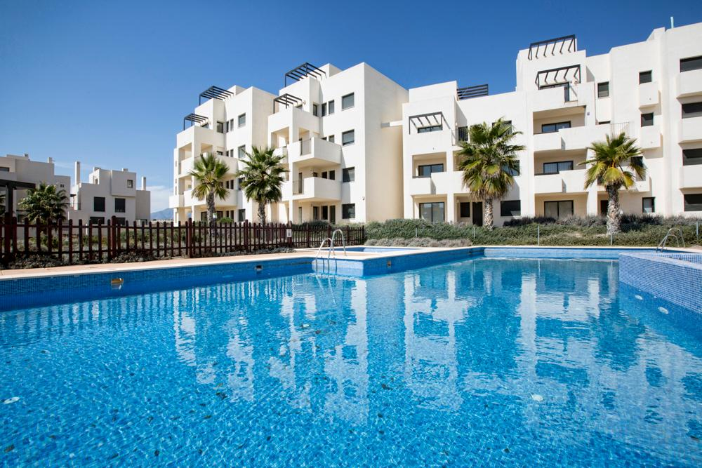 Bank Repossession. 2 & 3 Bedroom Apartments in Corvera Golf, Murcia, From €65,600