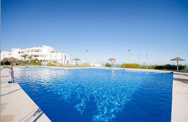 Bank Repossession New 1 & 2 Bedroom Apartments in Benalmadena, Malaga, From €97,600