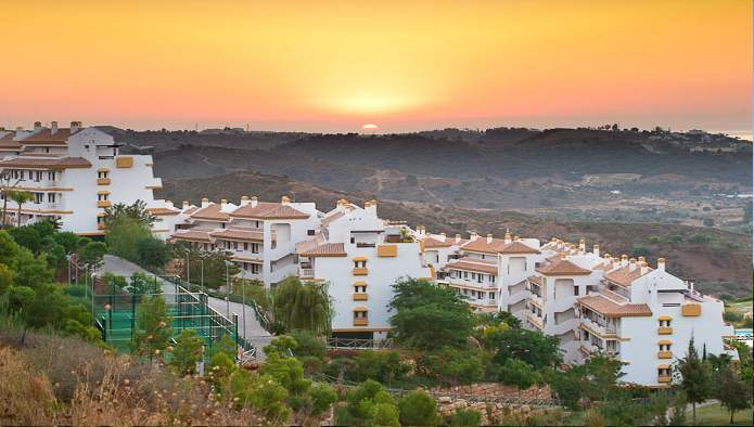 Bank Repossession New 1 & 2 Bedroom Apartments in Mijas, Malaga, From €77,000