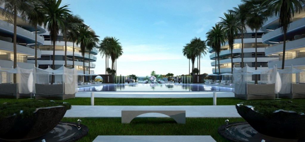 Beautiful New 4 Bedroom Apartment in Marbella From €1,300,000