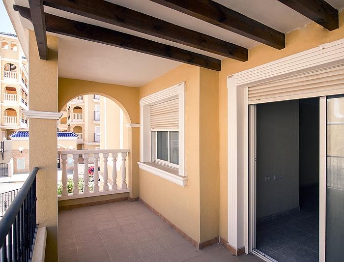 Bank Repossession. New 2 Bedroom Apartments in Algorfa, Alicante, From €48,000