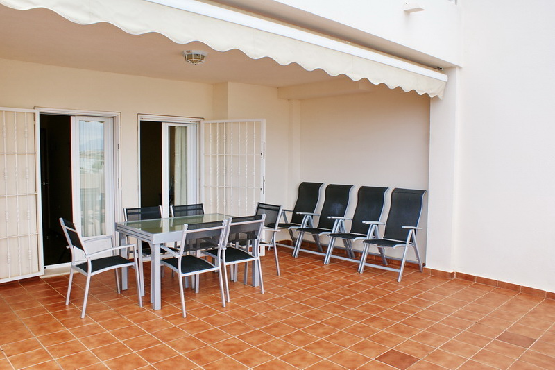 Front line 3 Bedroom apartment with the sea view in Denia €450,000