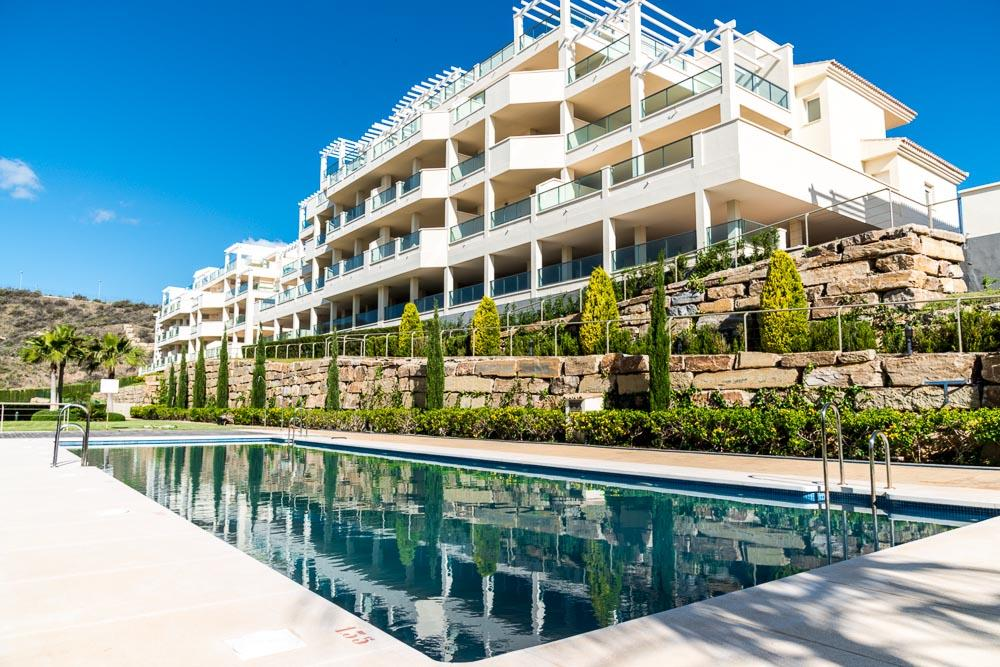 Bank Repossession. New 2 & 3 Bedroom Apartments in Mijas, Malaga, From €166.000