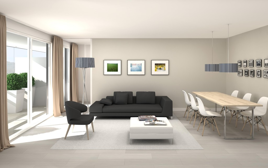 New 3 Bedroom Apartments in St. Josep de Peray, Barcelona, Spain, From €400,000