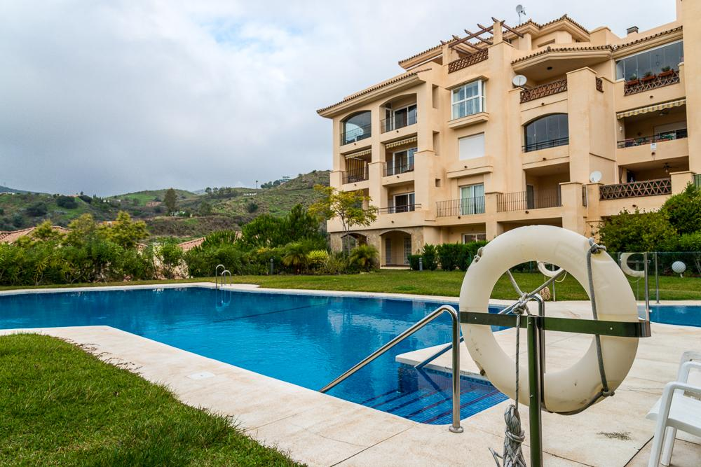 New Beautiful 1 & 2 Bedroom Apartments in Mijas, Malaga, Spain, From €97,700