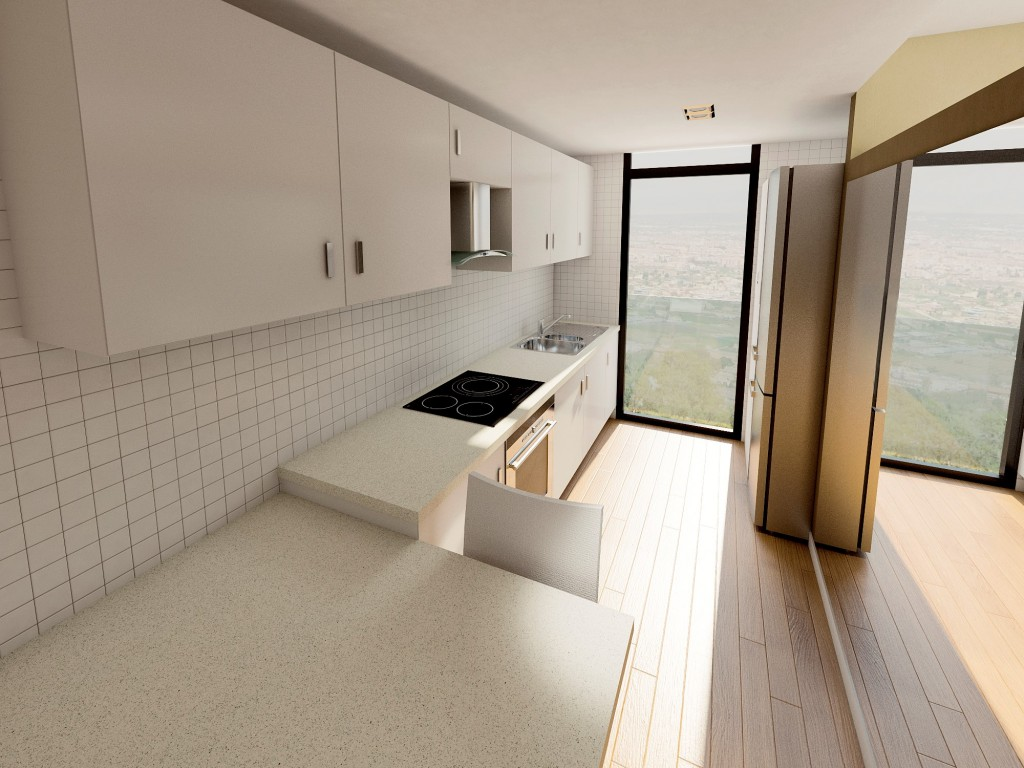 New 2, 3 & 4 Bedroom Apartments with Roof Top Swimming Pool in Murcia, Spain From €182,200