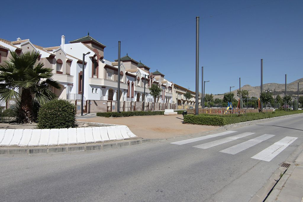 Bank Repossession. New 3 & 4 Bedroom Townhouses in Atarfe, Granada, From €80,500