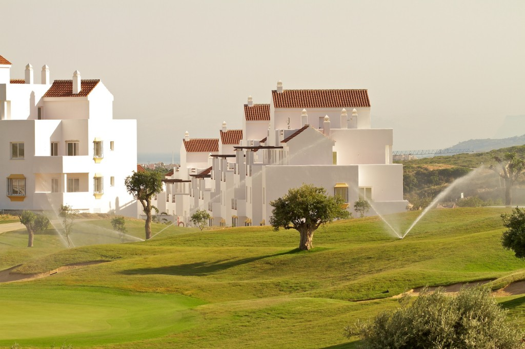 New 2 & 3 Bedroom Golf Apartments in Valle Romano, Estepona, Malaga, Spain, From €108,390
