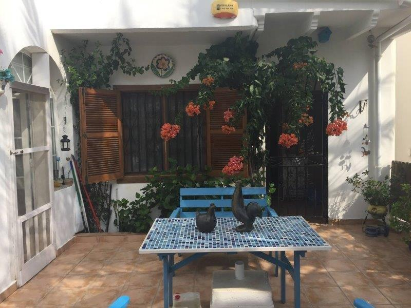 Detached four bedroom 2 bathroom villa in Mojacar Playa, Almeria, Spain, €240,000