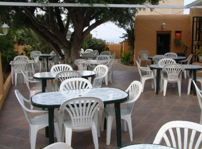 Established Restaurant For Sale in La Paratá, Mojacar, Almeria, Spain, €395,000