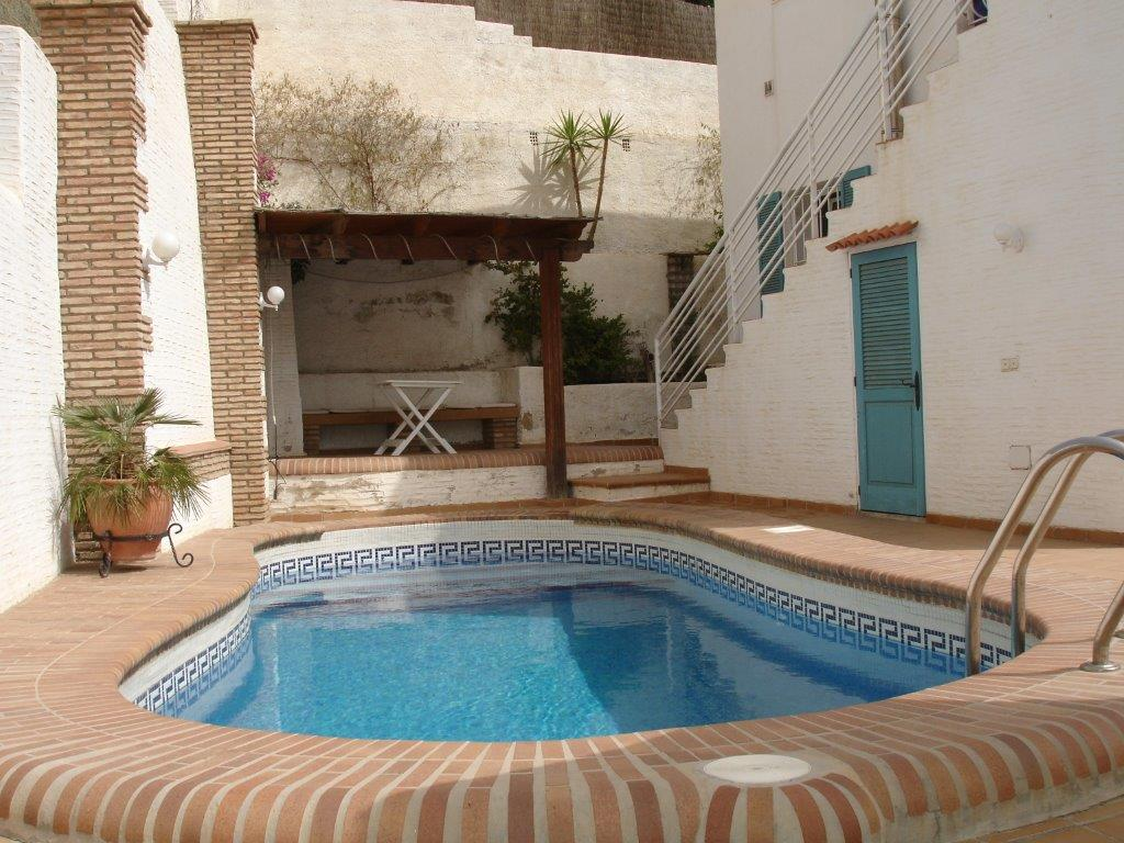 3 Bedroom Detached Villa with stunning sea and mountain views in Mojacar, Almeria, Spain, €365,000