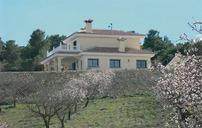 New 3 Bedroom Detached Villa with Private Pool in Sierra Espuna, Costa Calida, €295,000
