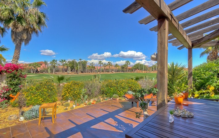 Desert Springs, Detached 3 Bedroom Villa on the exclusive golf course in Quevas, Almeria, Spain,  €299,000