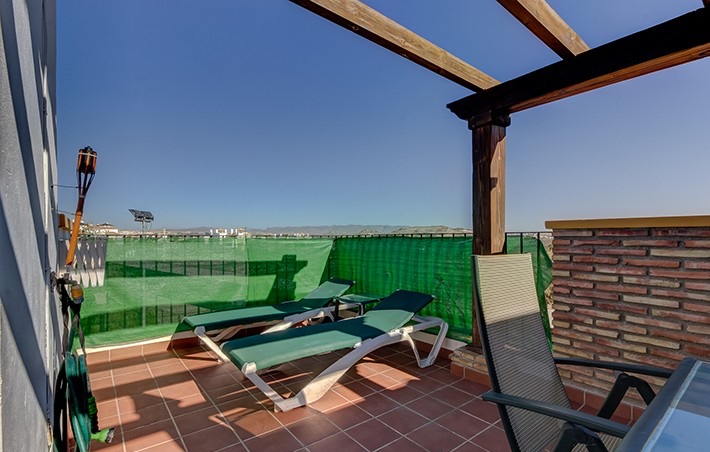 3 Bedroom Duplex in Al Andalus Residencial, Vera Playa, Almeria, Spain, €139,000