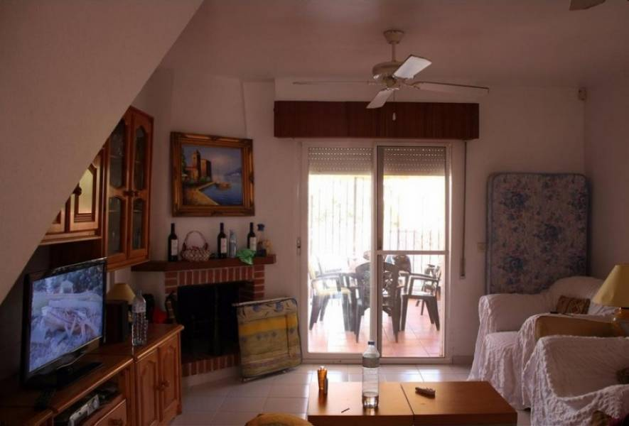 2 Bedroom Townhouse with Stunning Communal Pool in Mojacar, Almeria, €119,950