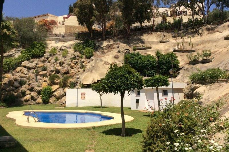 South Facing modern 2 Bedroom Apartment for sale in Mojacar Playa, Almeria, Spain, €160,000
