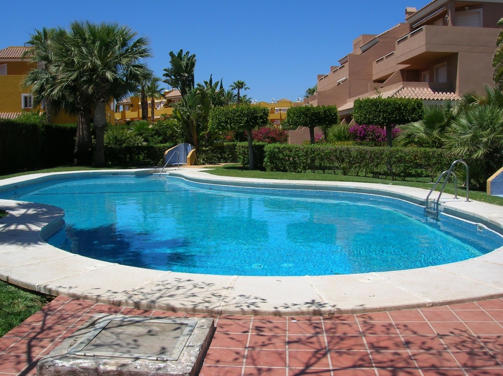 1 Bedroom Apartment in Naturist Area of Vera Playa, Almeria, Spain, €69,950
