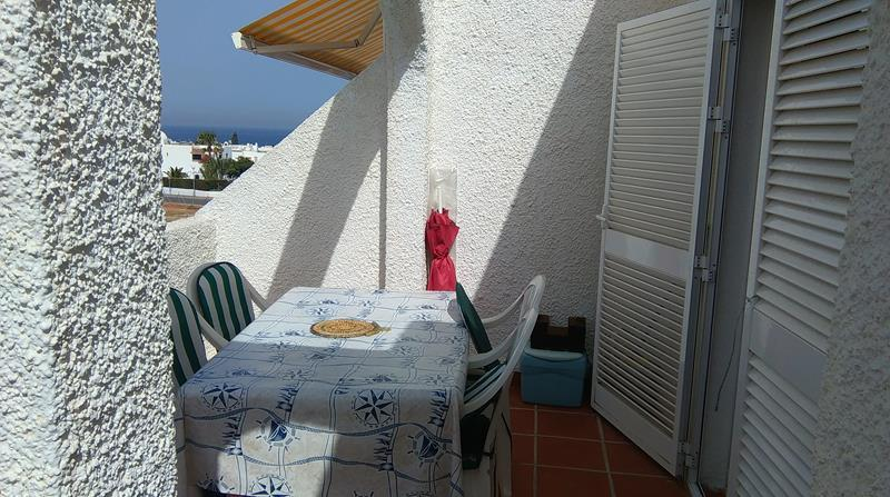 Two bedroom apartment priced to sell in Mojacar, Almeria, Spain, €85,000
