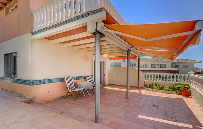 3 Bedroom Duplex in San Juan de los Terreros, Almeria, Spain, €199.000