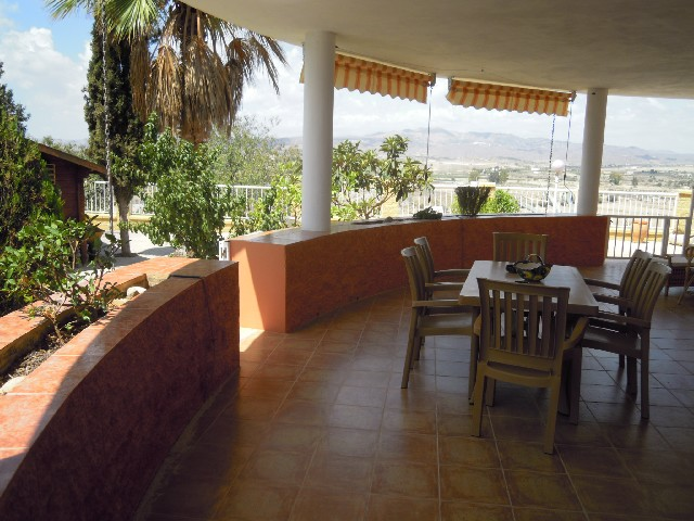 The Largest 4 Bedroom Villa on Agua Nueva, Turre, Almeria, €364,950