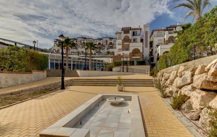 2 Bedroom Penthouse Apartment in Al Andalus Thalassa, Vera, Almeria, Spain, €119,000