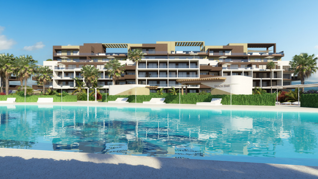 New 1, 2 & 3 Bedroom Apartments in Isla Canela, Huelva, Spain, From €159,950