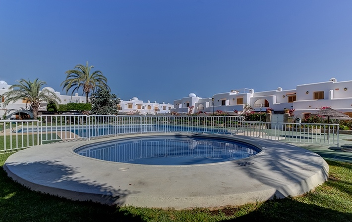 2 Bedroom Duplex Property in Las Marinas, Vera Playa, Almeria, Spain, €124,950