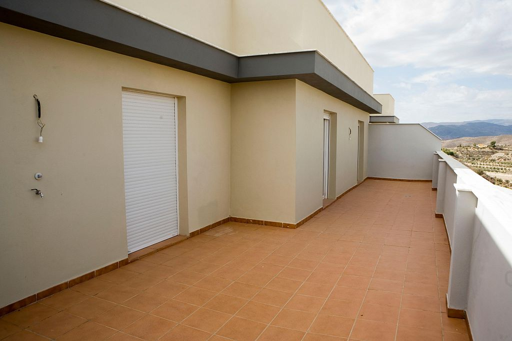 New 3 Bedroom 2 Bathroom Apartments in Albox, Almeria, Spain, From €70,200