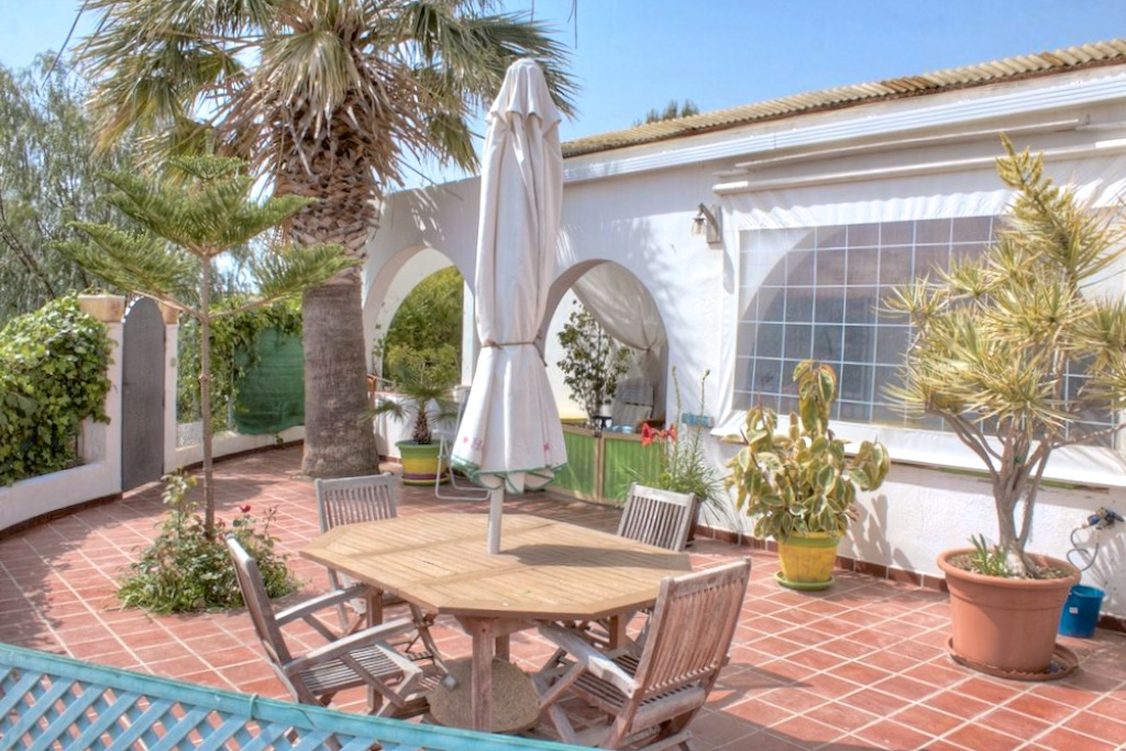 Detached 3 Bedroom Bungalow with Private Pool in Mojacar Playa, Almeria, €270,000