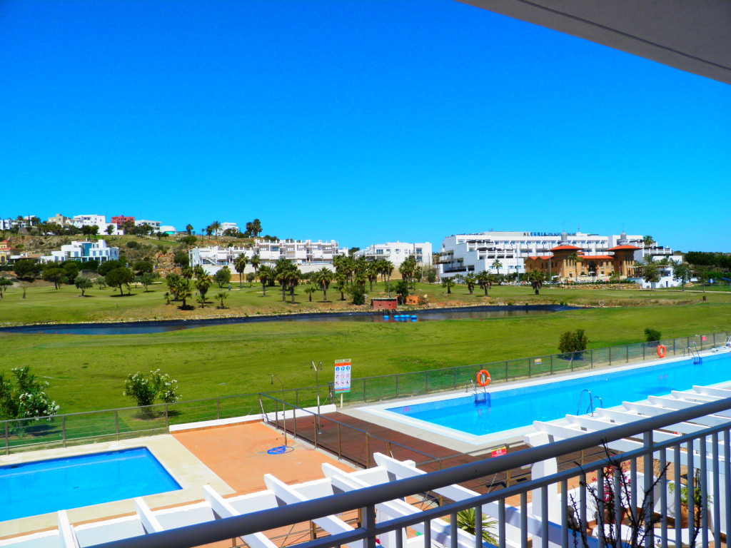 Beautiful 3 Bedroom 2 Bathroom Apartment on a Golf Course in Mojacar Playa, €215,000