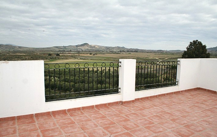 New 4 Bedroom Duplex Property in Las Alparatas, Near Mojacar, Almeria, €150,000
