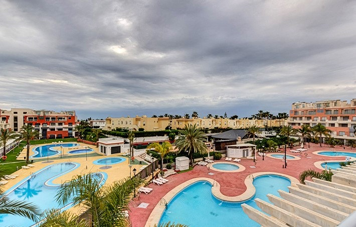 Furnished 2 Bedroom Apartment in Puerto Rey, Almeria, Spain, €89,000