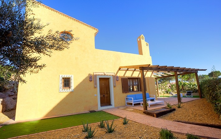 Detached 3 Bedroom Villa in Desert Springs, Cuevas del Almanzora, Almeria, €295,000