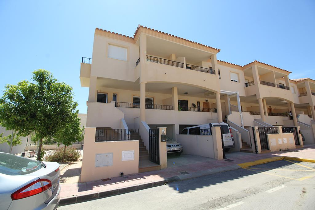 New 4 Bedroom Townhouse in Vera, Almeria, Spain, From €190,000