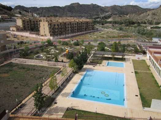 New 1 & 2 Bedroom Apartments with Indoor and Outdoor Pools in Villanueva del Río Segura, Murcia, From €30,200