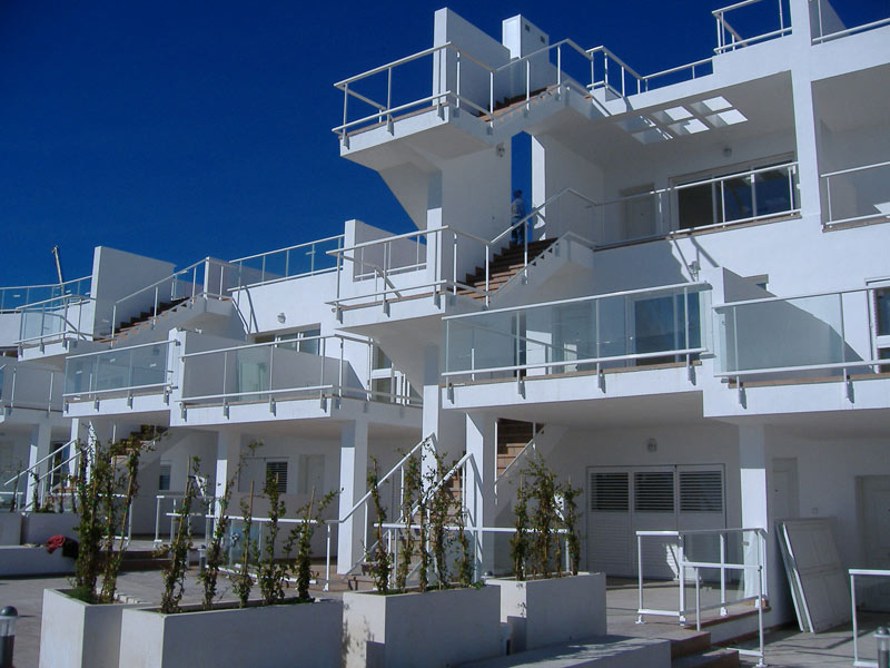 Beautiful 2 Bedroom Apartment with Golf Course and Sea Views in Mojacar, Almeria, €165,000