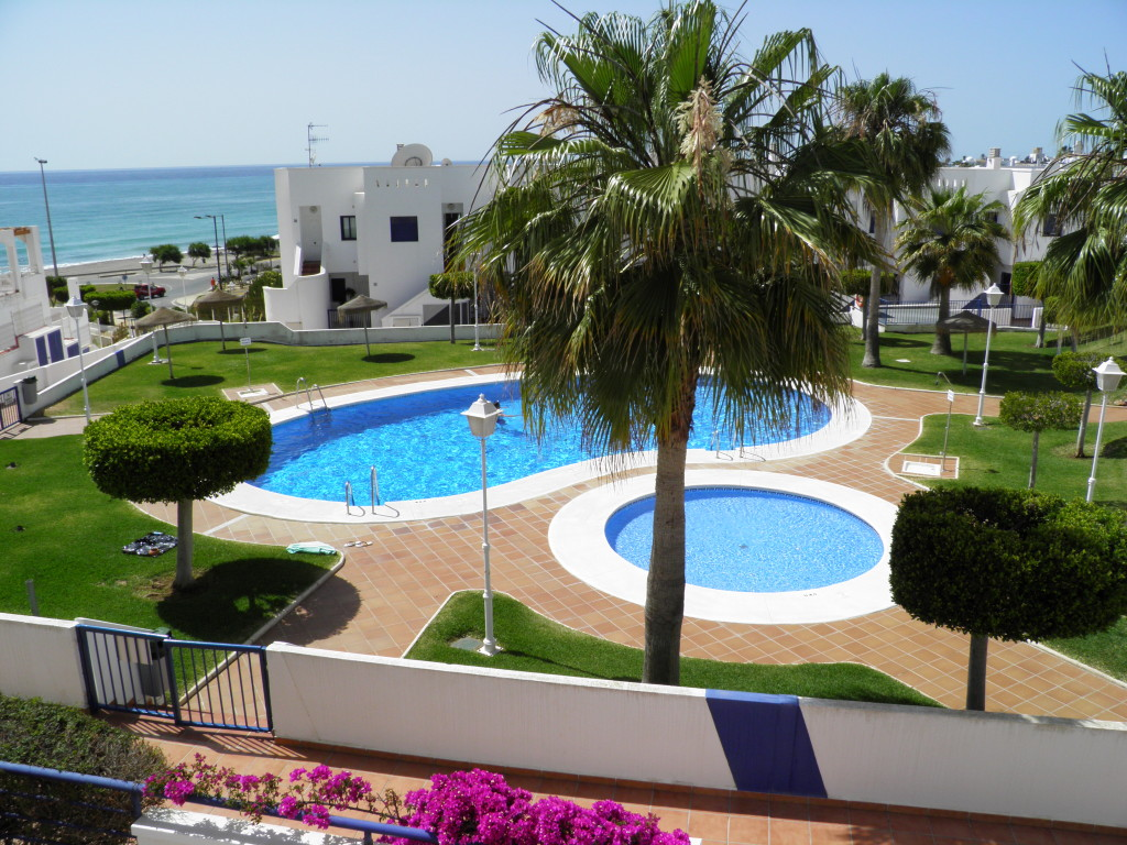 2 Bedroom 2 Bathroom Penthouse Apartment in El Palmeral, Mojacar Playa, Almeria, €158,000
