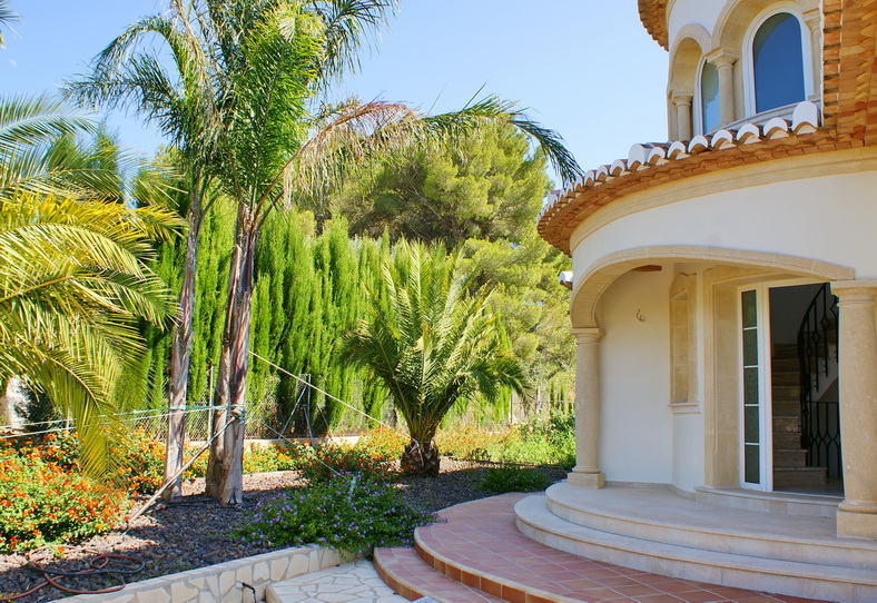 New 6 Bedroom Villa with Private Pool and mountain views in Javea, Alicante, Spain, €675,000