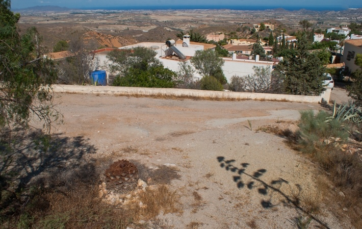 800 Sq. Meter Building Plot in El Pina de Bedar, Almeria, Spain, €115,000