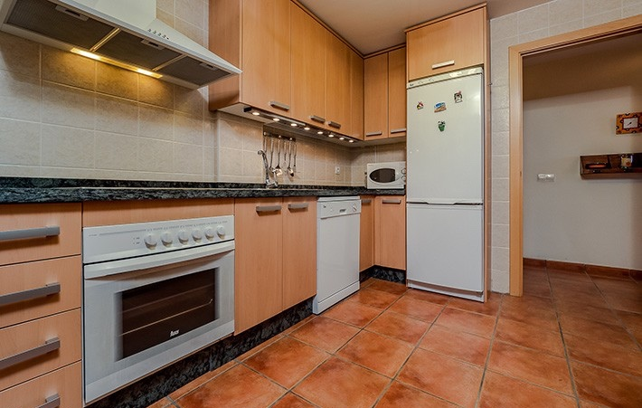 2 Bedroom Penthouse in El Rincón de Vera, Almeria, Spain, €159,000