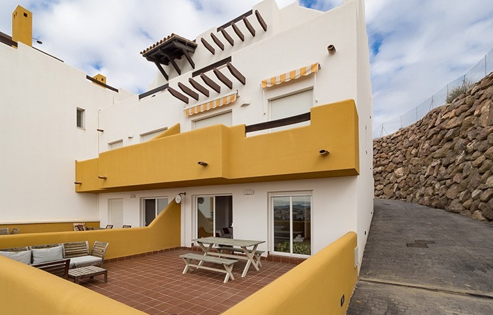 2 Bedroom Apartment in Lomas del Mar V, Vera Playa, Almeria, €115,000