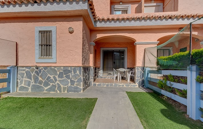 2 Bedroom Duplex Property in Playas del Sur, Vera Playa, €140,000