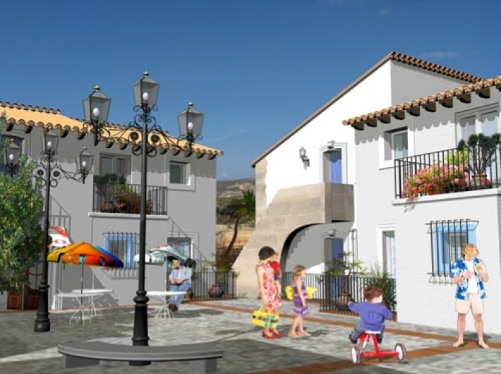 Investment Opportunity! 11 Properties in El Campico de Honor, Almeria, Spain, €600,000