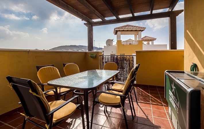 2 Bedroom Apartment in Salinas de Vera, Vera Playa, €92,000