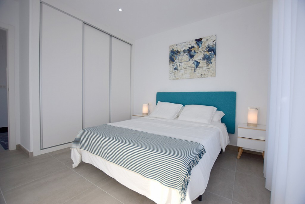 New Detached 3 Bedroom Villa with Private Pool In Los Montesinos, Alicante, From €254,000